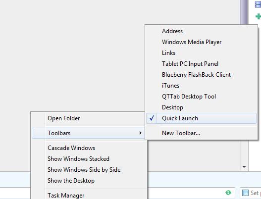 Alternative to Docks (Windows Vista) – The official illage2 Blog