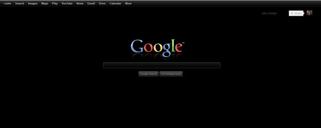 Google - Black